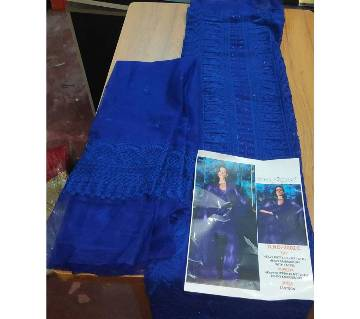 Sobia Nazir -02 made Indian unstitched 3pcs