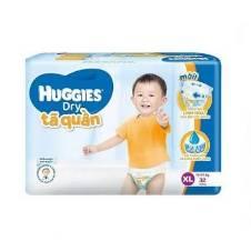 Huggies Dry Pant XL(12-17 kg)- 42pcs