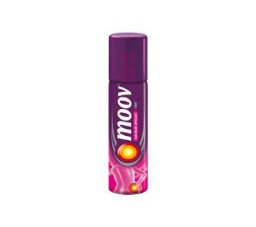 Moov Pain Relief Specialist Spray - 50 gm.Made in India
