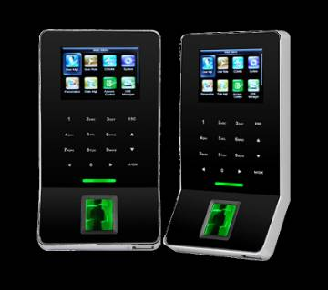 F22 ultra-thin fingerprint time attendance and access control terminal