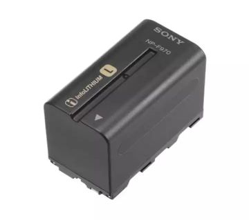 Sony NP-F970 Rechargable Battery Info Lithium L