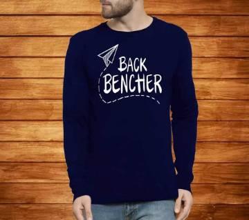 Mens Full Sleeve Cotton T-shirt Bangladesh - 10561041