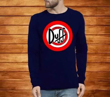 Mens Full Sleeve Cotton T-shirt Bangladesh - 10561061