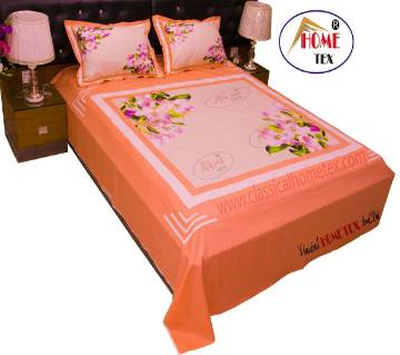 Cotton Bedsheet Set (Double) Bangladesh - 10223551
