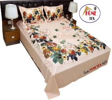 Home Tex Double Bed Sheet Set Bangladesh - 10223671