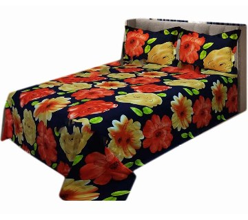 Home Tex Panel Bed Sheet