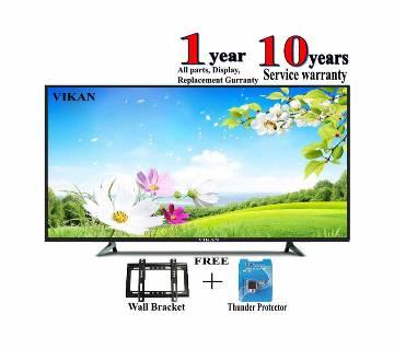 Vikan Double Glass Eye Protector HD LED TV - 24 - Black