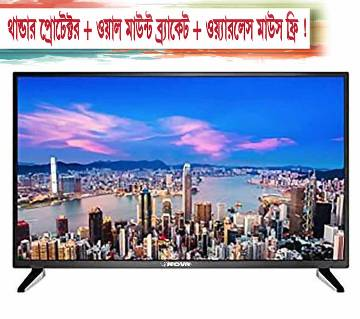 "Inova  32"" curved smart/wifi/android HD LED TV + Monitor"