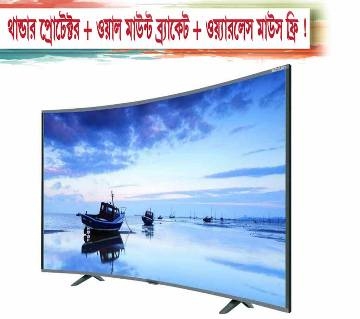 "inova 39"" curved smart/wifi/android HD LED TV + Monitor"