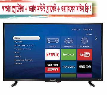 "Inova 32"" smart/wifi/android HD LED TV + Monitor"