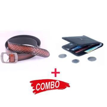 YSL Wallet +  Luxury Belt