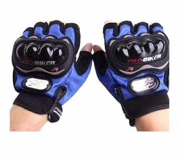 Pro-Biker Bicycle Half Finger Gloves