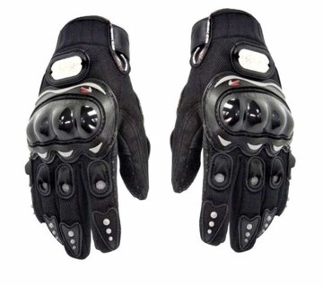 Pro-Biker Bicycle Full Finger Gloves