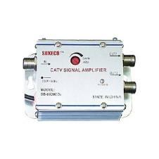 Dish TV Line Clean Amplifier - Silver