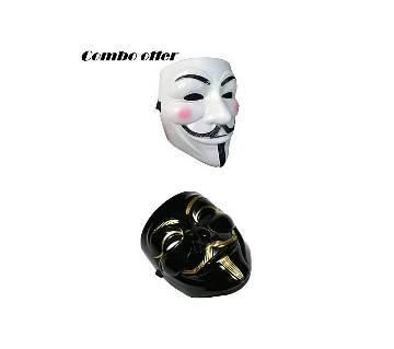 Vendetta Mask combo