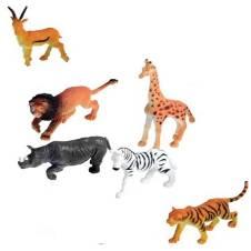 Animal টয় সেট- Multi-color