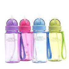 Baby Feeding Bottle - 240ml - Multi Color