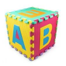 Foam Floor Alphabet Puzzle Mat for Kids - Multicolor