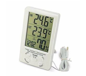 KTJ TA298 Indoor outdoor Thermometer with Hygrometer