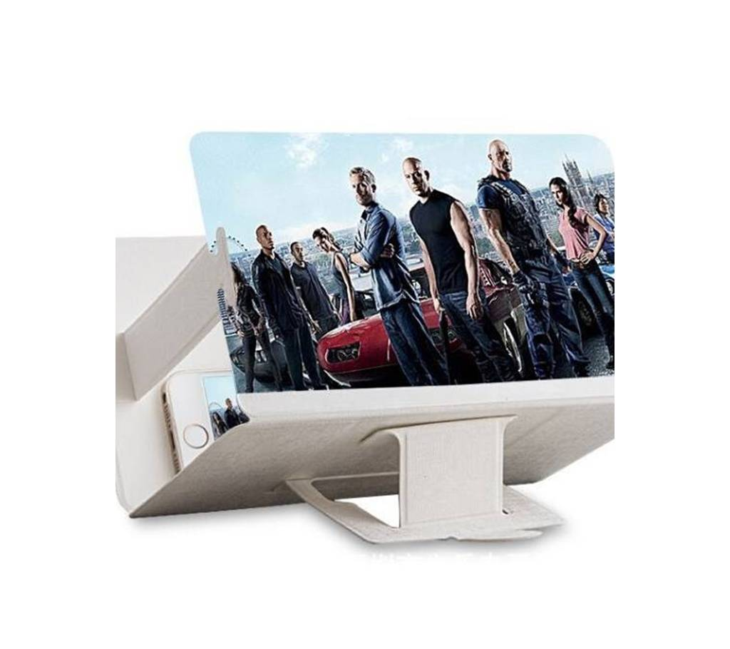 3D মোবাইল ফোন স্ক্রীন ম্যাগনিফাইয়ার বাংলাদেশ - 825012