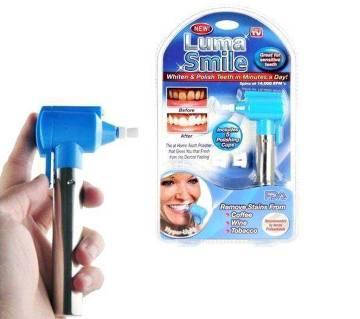 Luma Smile টুথ পলিশ ও হোয়াইটেনিং কিট