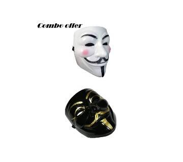 Combo of Vendetta Mask