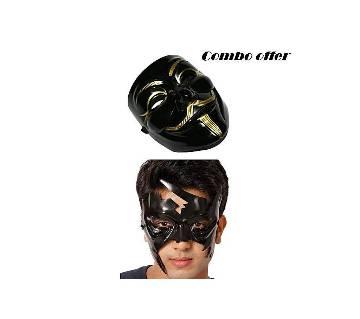 ভেনডাটা  Mask & কৃষ Mask