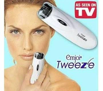 Emjoi facial and body hair remover tweezers