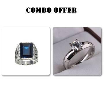 Combo of couple Finger Ring