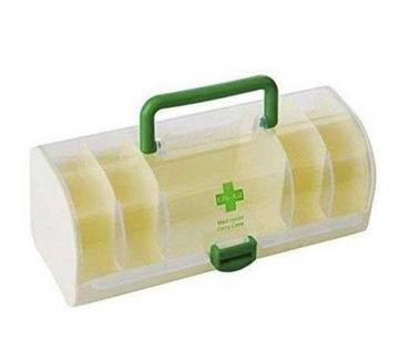 Portable Medicine Carry Box