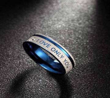 Love Only You Finger Ring