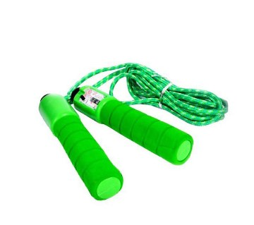 Skipping Rope with Automatic Counter