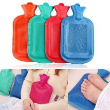 Rubber Hot Water Bottle Bag - 1 piece