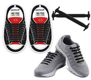 Easy Flat Lazy Silicone Shoelaces