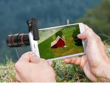 8X Zoom Mobile Telephoto Lens