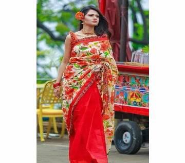 Cotton Kota Boishakhi Saree