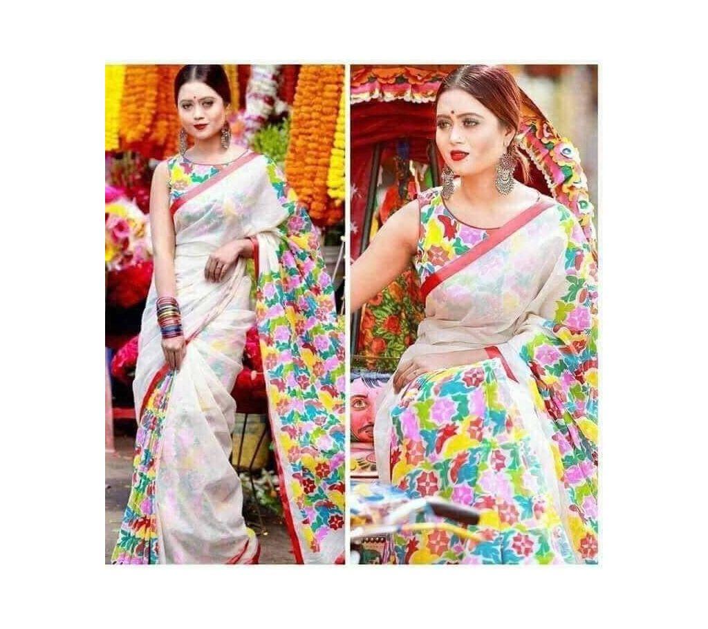 কটন কোটা বৈশাখী শাড়ী বাংলাদেশ - 953833