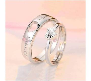 Stylish Couple Finger Ring