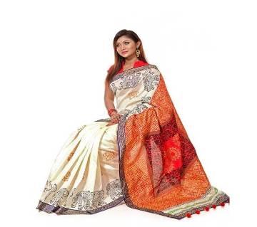 Indian Chosa Boisakhi Saree