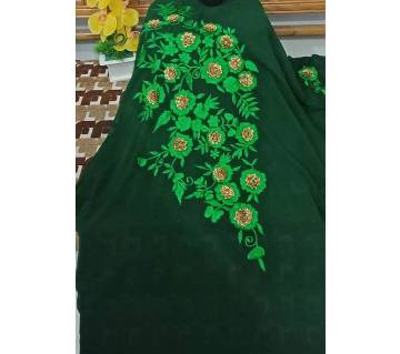 Unstitched Georgette Single Piece For Women