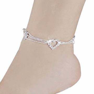 High Quality Love Anklet