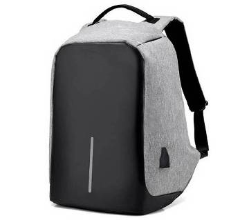 Anti thief Backpak