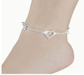 Stylish Love Anklet