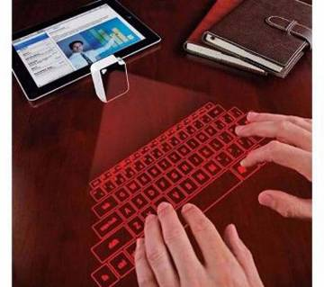 Wireless Bluetooth Ledger Keyboard