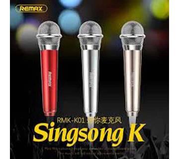 Remax RMK-K01 Singsong K মাইক্রোফোন