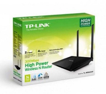 TP-Link TL-WR841HP 300Mbps Power N Router