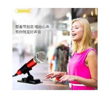 Remax RMK-K01 Singsong K মিনি মাইক্রোফোন