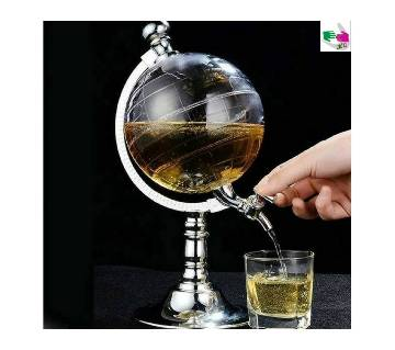 Globe Shaped Drinks Dispenser