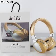 MPLSBO Multifunctional MS-K9 Stereo Bluetooth Headphones