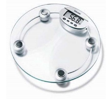 Round Shaped Digital Weight Scale